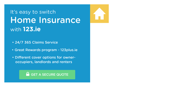 Reasons to switch your Home Insurance Banner