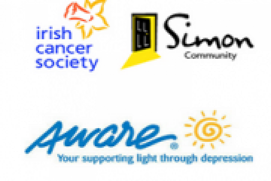 Our 2017 Charities