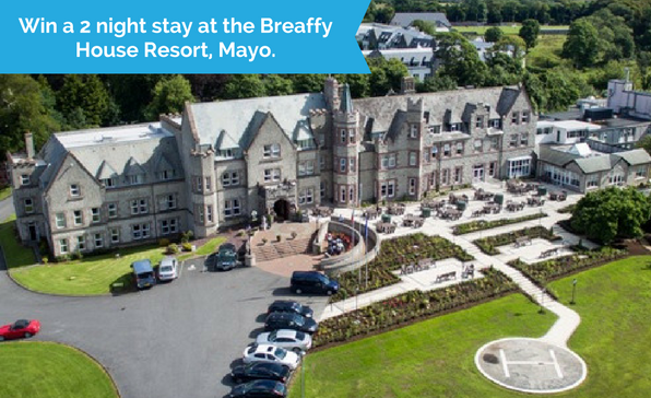 Breaffy House Hotel